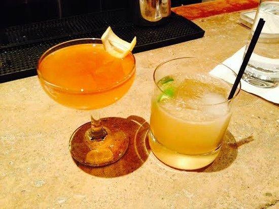 Restaurant Eve : Drinks