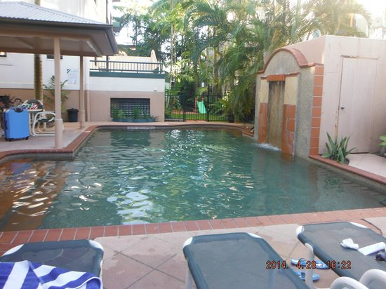 Grosvenor in Cairns: Pool Area