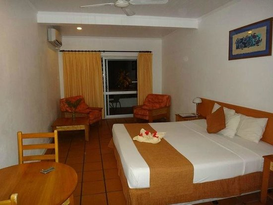 Bedarra Beach Inn: Room 17