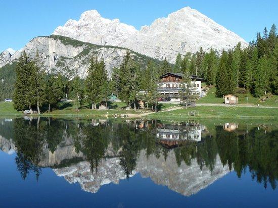 Chalet Lago Antorno: Lago antorno