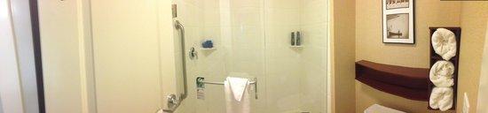 Residence Inn Orlando Lake Mary : Bathroom