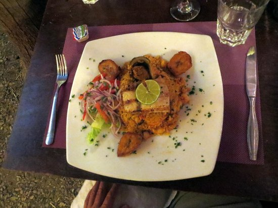 Plazita Limena: Paella
