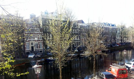 Keizersgracht Residence: 1st floor apartment view