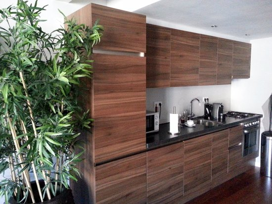 Keizersgracht Residence: kitchen 1st floor apartment canalside