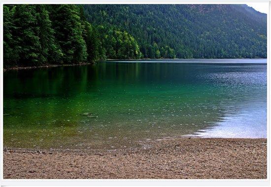 Eibsee: i colori del lago