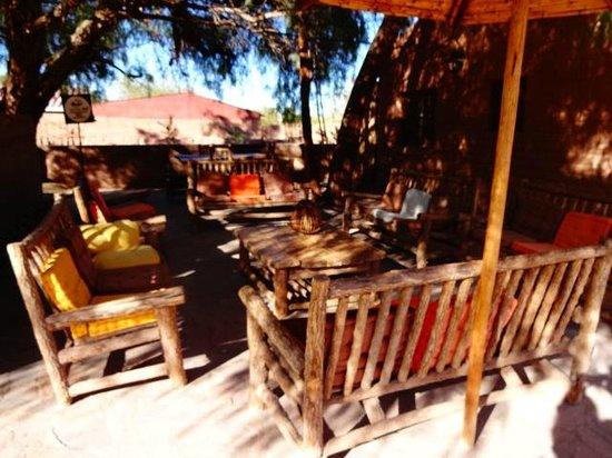 La Casa de Don Tomas: para descansar