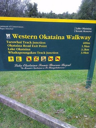 lake okataina walking track