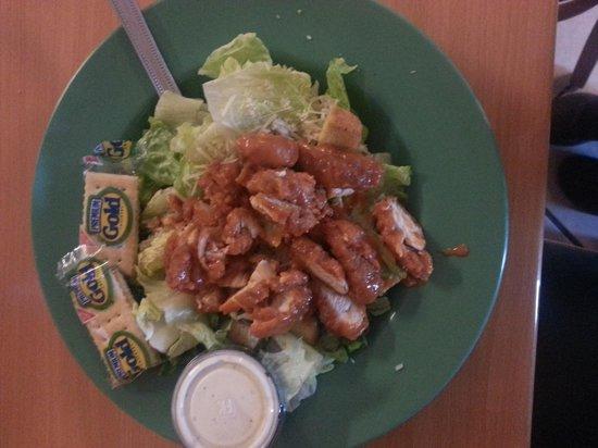 Beef 'O'Brady's: buffalo chicken salad
