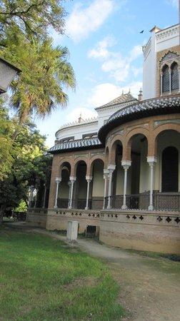 Parc de María Luisa : Vista