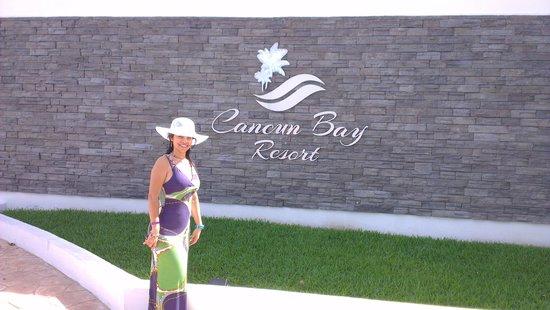 Cancun Bay Resort: Fachada del Hotel