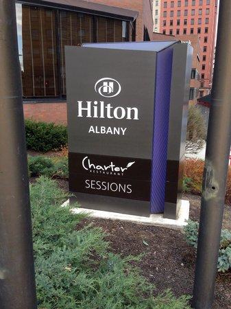 Hilton Albany!