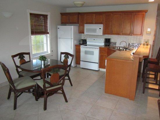 Royal West Indies Resort : 1BR unit, living room
