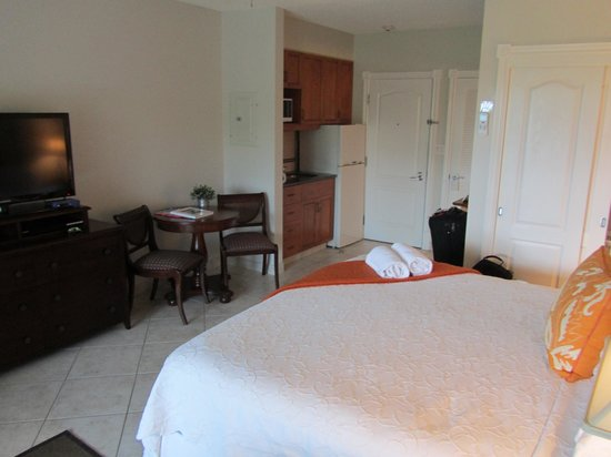 Royal West Indies Resort : studio unit