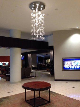 Hilton Albany: Lobby