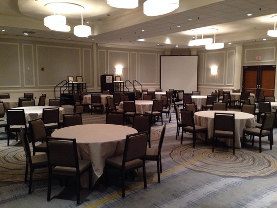 Hilton Albany : Governor ball room A