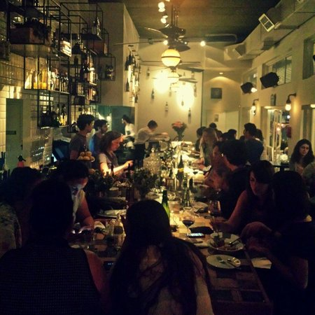 Cicchetti: Busy evening