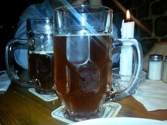 Groninger Braukeller: Bier.