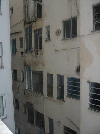 Tulip Inn Rio Copacabana: Vista de las habitaciones