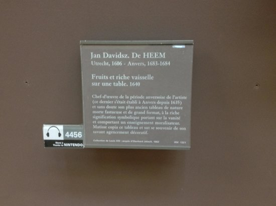 Musee du Louvre: Loved the Louvre -- they let me document my visit