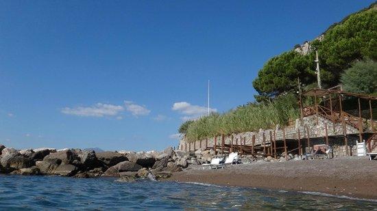 A praia - Picture of Il Bikini, Vico Equense - TripAdvisor