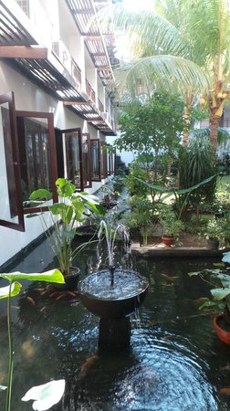 Oasis Atjeh Hotel: coffe house
