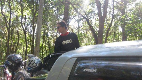 X-Biking Chiang Mai: The Duder.