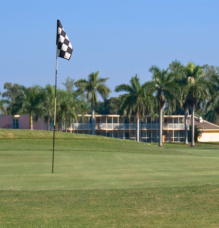 Hollywood Beach Golf Resort: Hotel On The Green