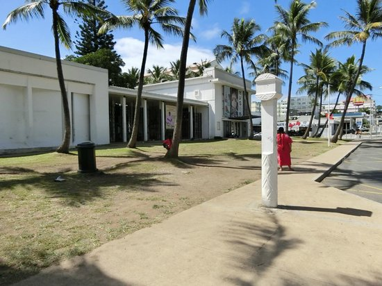 Musee de Nouvelle Caledonie: 外観