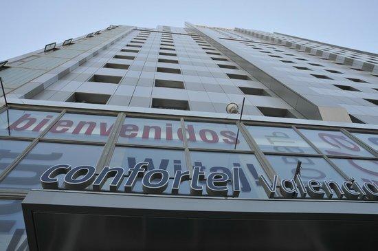 Ilunion Valencia 4: Hotel Confortel Valencia-Frente al Nuevo Mestalla