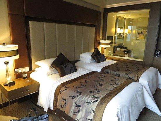 Sofitel Macau At Ponte 16 : 通常の部屋タイプです