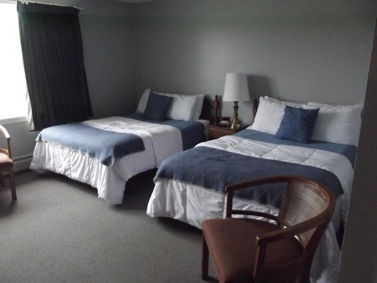 Eastland Motel: Warm and inviting rooms