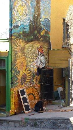 Tours 4 Tips: Arte en la ciudad