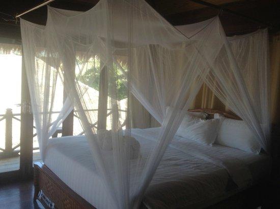 Anda Resort: Superior Room Bed