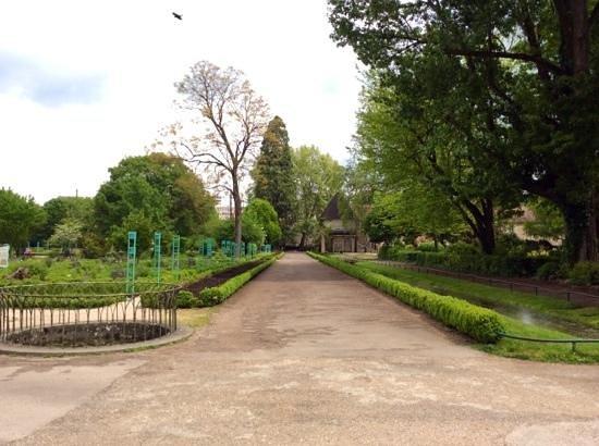 Jardin de l'Arquebuse : Jardin de l' Aquebuse