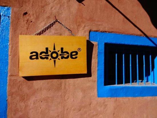 Adobe: entrada