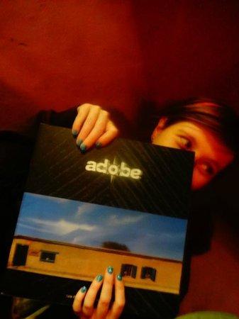 Adobe: aguardando a comida!