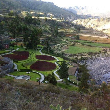 Colca Lodge Spa & Hot Springs - Hotel: Vue de la route