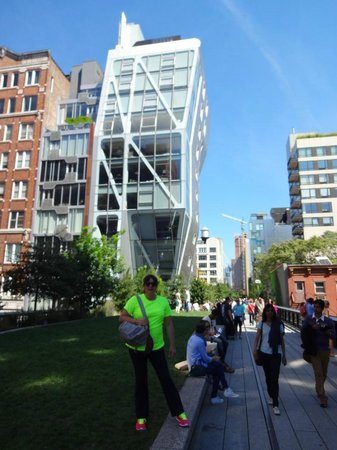 High Line: Vista