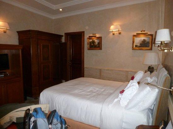 Barocco Hotel: annex room