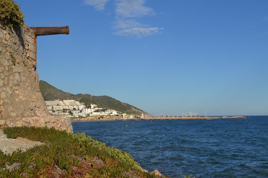 Playa de Sitges: Sitges