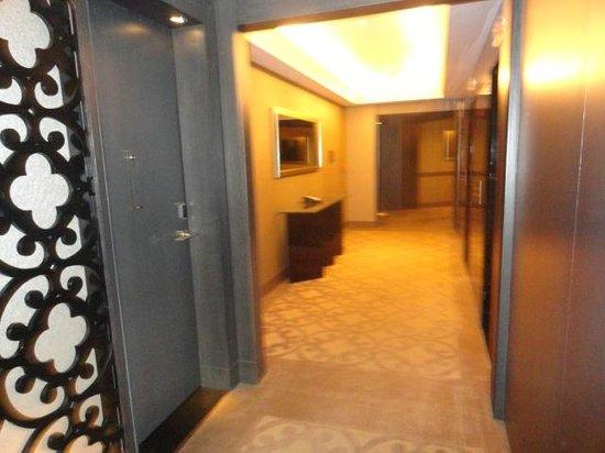 Hilton Lima Miraflores: Hallway