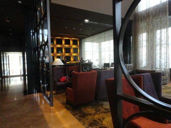 Hilton Lima Miraflores: Lobby