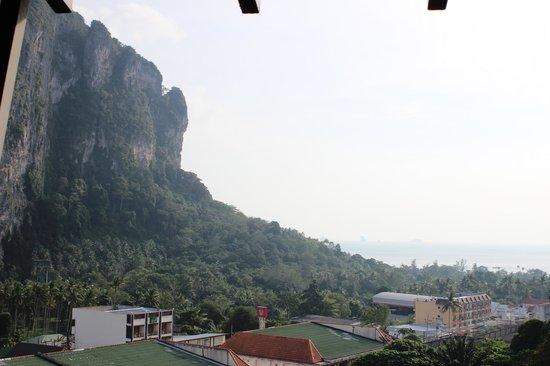Krabi Cha-Da Resort: Amazing view from our balcony