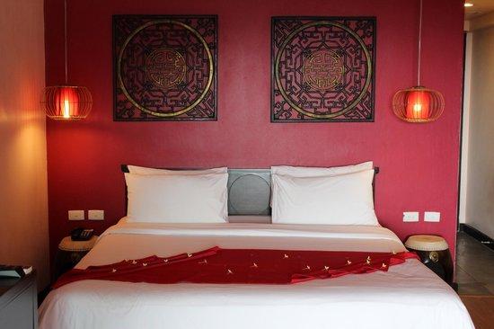 Krabi Cha-Da Resort: Simple, but clean and beautiful room