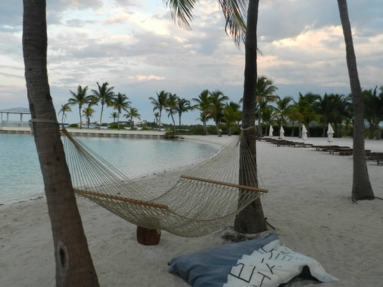 Blue Haven Resort : Hammock for relaxation