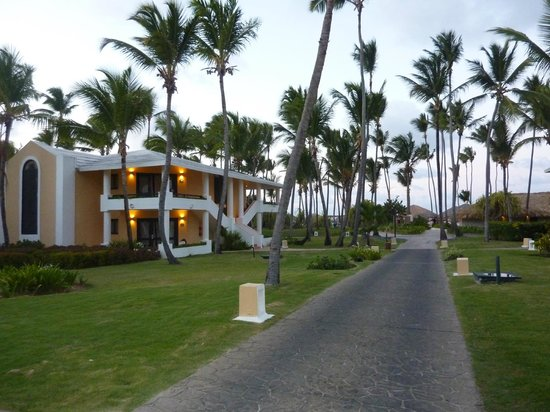 Bavaro Princess All Suites Resort, Spa & Casino: Bungalos