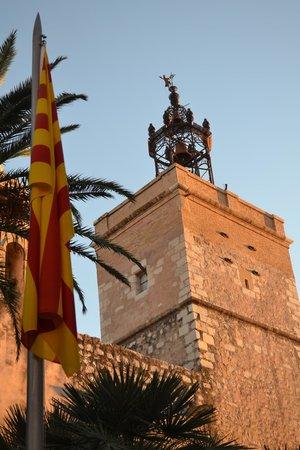 La Playa de Sitges: Sitges