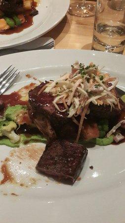 Sel Gras Restaurant: Una carne divina, se las recomiendo