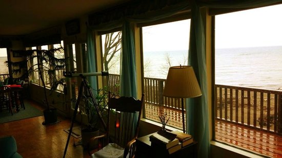 Light on the Lake Bed and Breakfast: View from the house