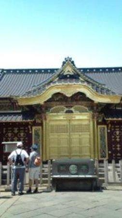 Toshogu Shrine: 修復終わった姿